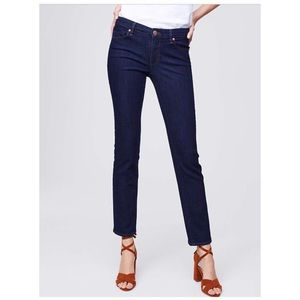LOFT Curvy Straight Jeans Sz 6